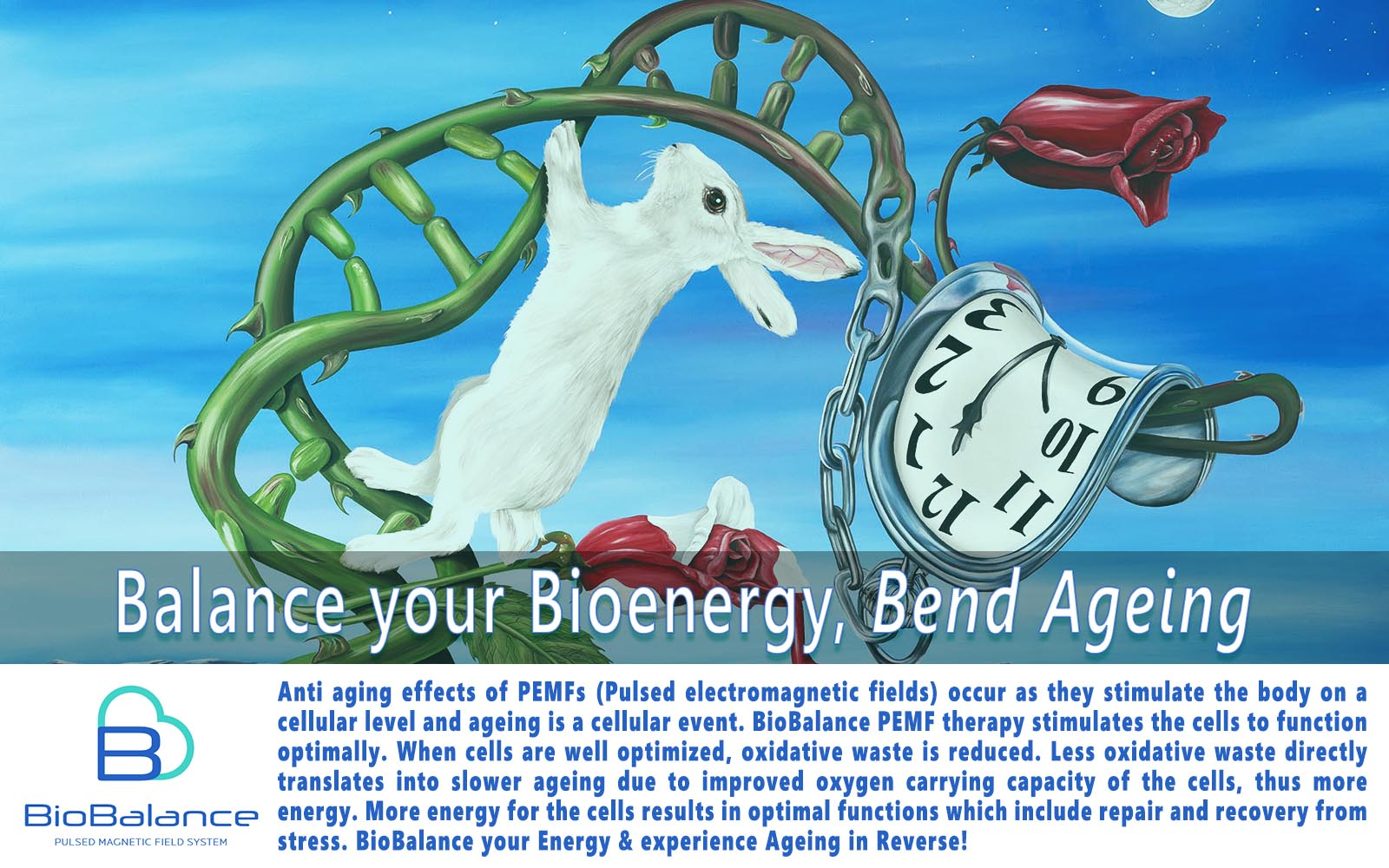 PEMF therapy for anti-aging and longevity